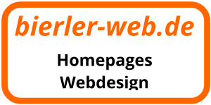 Webdesign -Homepages